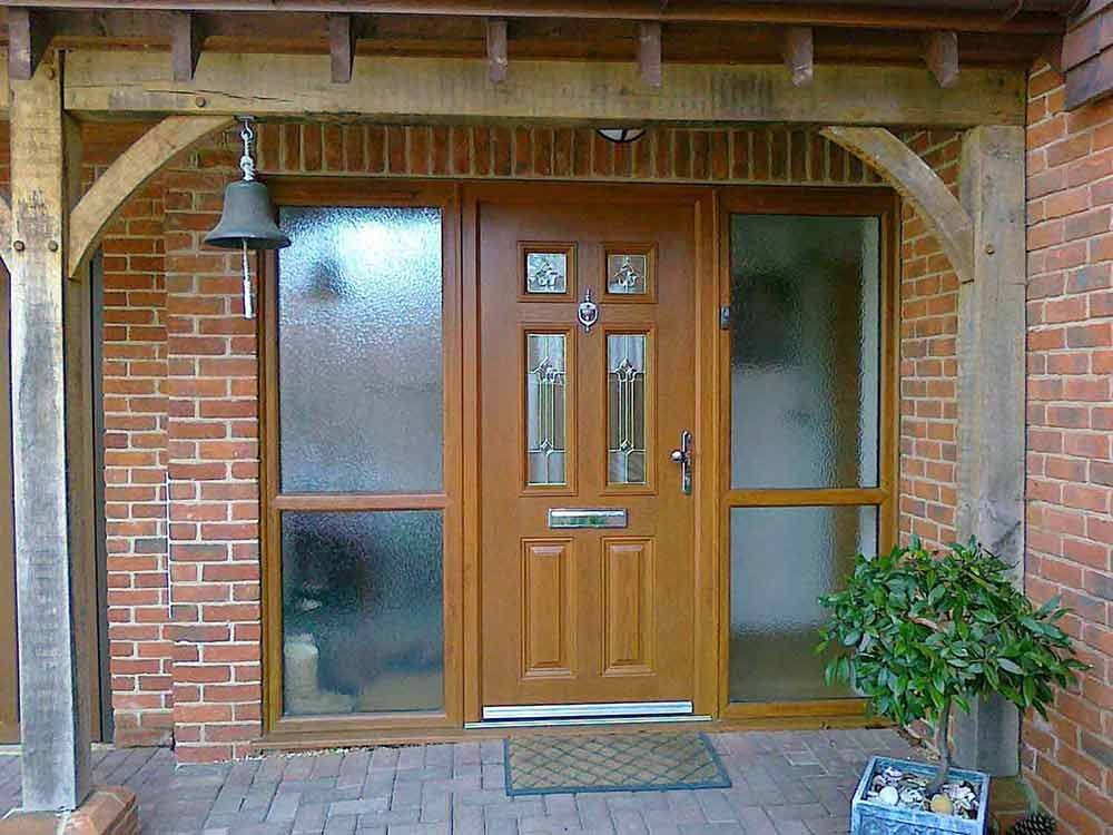 Rockdoor composite front doors Horsforth