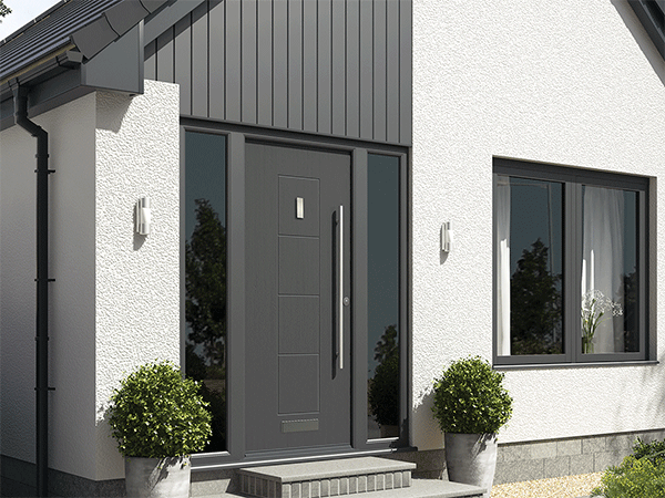 Composite front doors leeds horsforth composite front for Front door quote online