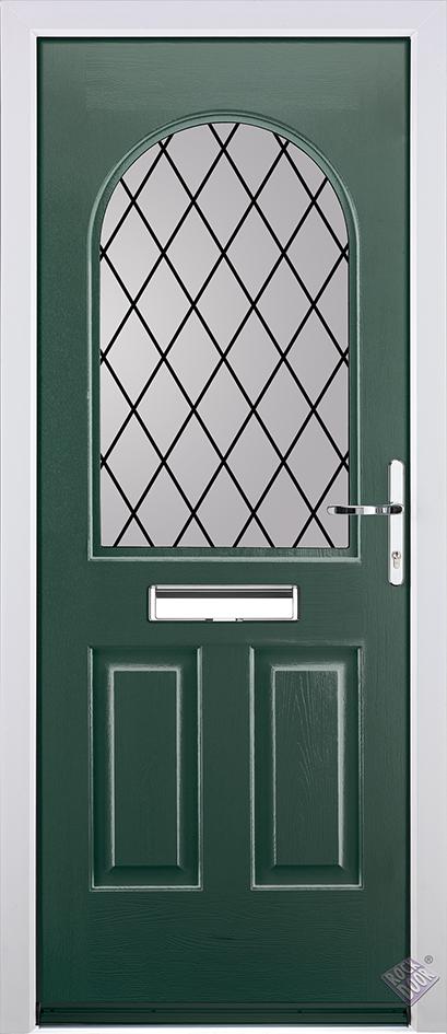 Cheap front doors leeds complete door and frame thomas for Cheap front door and frame
