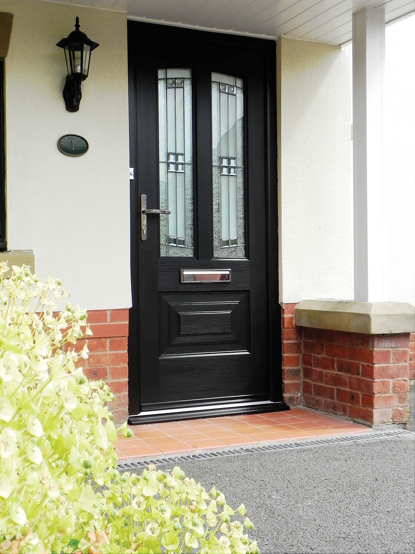 Composite Doors cost otley
