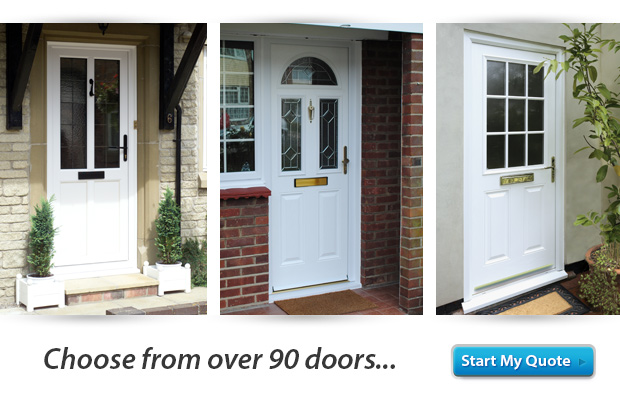 Composite Front Doors in Harrogate